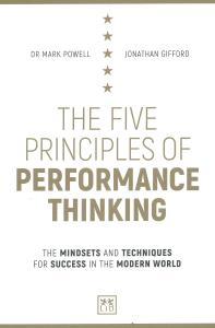 Performance Thinking cover scan