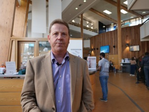 Mark at Henley Business School's 2020 Entrepreneurship conference